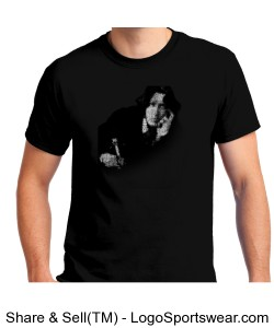 Wilde Short Sleeve Men's T-shirt Design Zoom